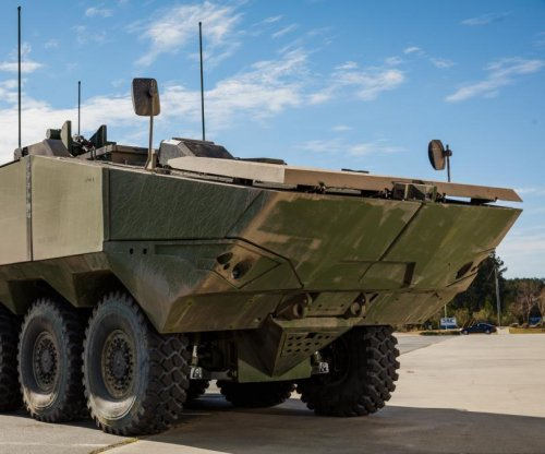 SAIC unveils ACV 1.1 prototype for U.S. Marines