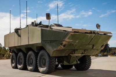 SAIC unveils ACV 1.1 prototype for U.S. Marines