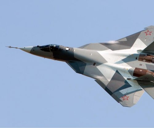 Russia conducting munitions tests for T-50 aircraft