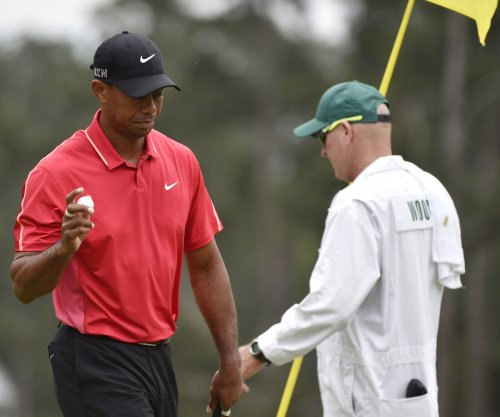 Tiger Woods on the Masters: 'I'm just there to win'
