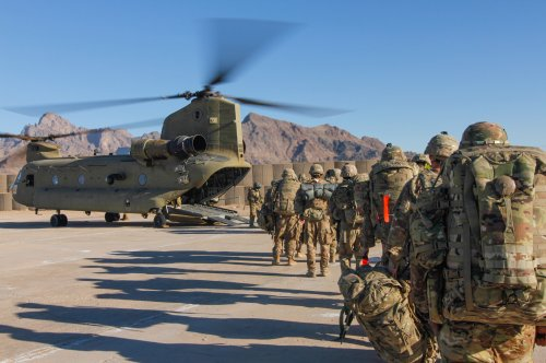 2 U.S. soldiers killed in Afghanistan