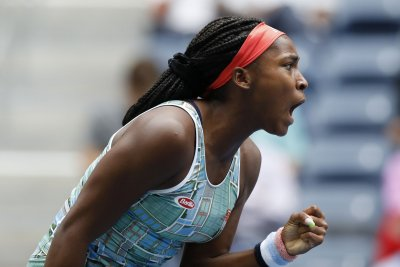 U.S. Open tennis 2019: Cori Gauff rallies for first-round win