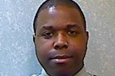 Maryland police officer charged with murder in shooting of handcuffed suspect