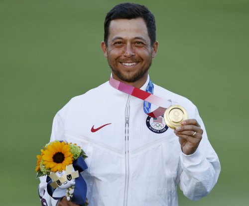 Team USA's Xander Schauffele claims gold in Olympic golf