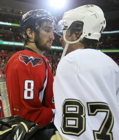 NHL: Pittsburgh 6, Washington 2