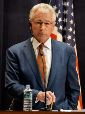 'What is Russia's intention with Ukraine?,' Secretary Hagel asks Russian counterpart