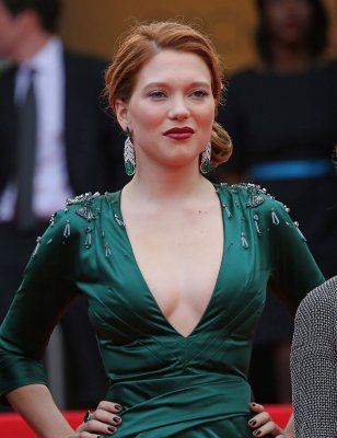 Lea Seydoux cast as newest Bond Girl