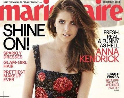 Anna Kendrick on criticism of her looks: 'All the boys in my high school agree with you'