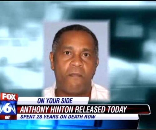 Alabama man freed after 30 years on death row