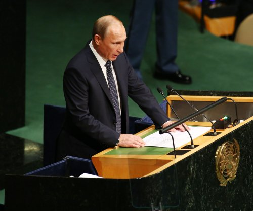 Putin at UN: Keep Syria's Assad in power