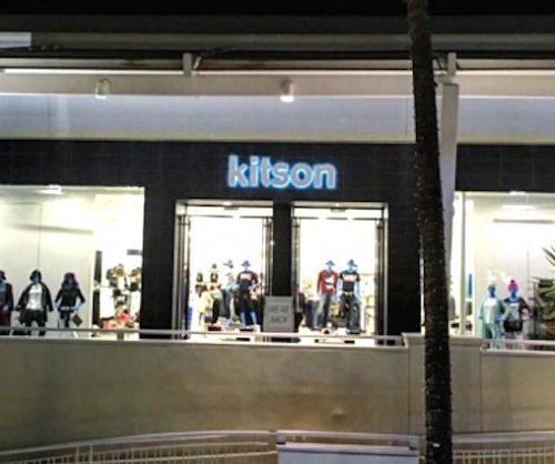 Kitson, boutique once frequented by Paris Hilton, closes all stores