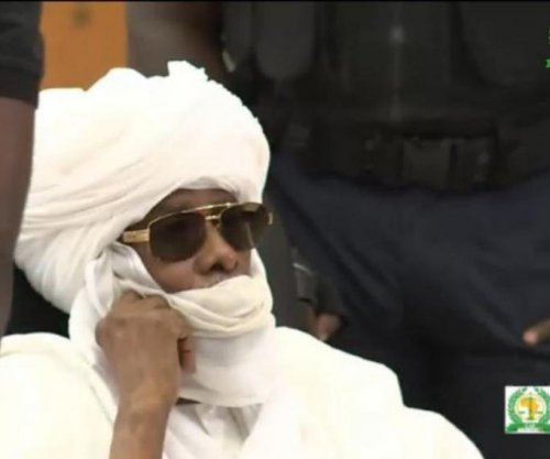 Chad's ex-ruler sentenced to life in prison