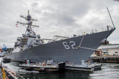 Lockheed gets SQQ-89 undersea warfare contract