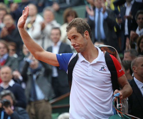 Richard Gasquet cruises into Winston-Salem quarters
