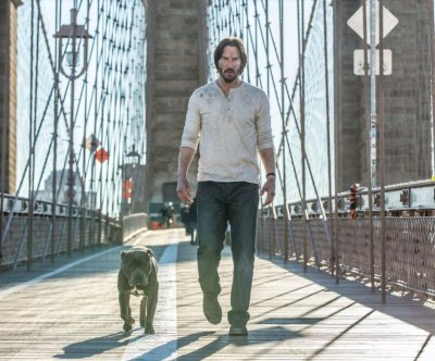 'John Wick: Chapter 2': Keanu Reeves returns with new dog