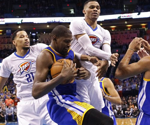 Golden State Warriors' Kevin Durant on track to return in regular season