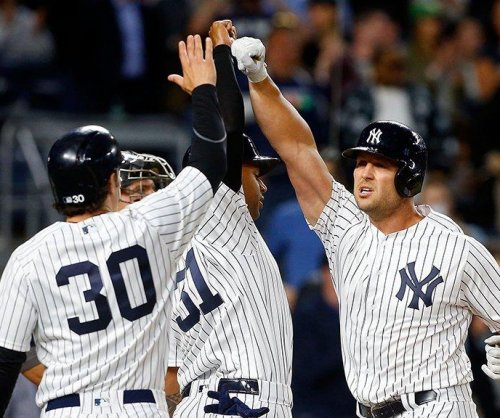 New York Yankees extend winning streak to 8 games