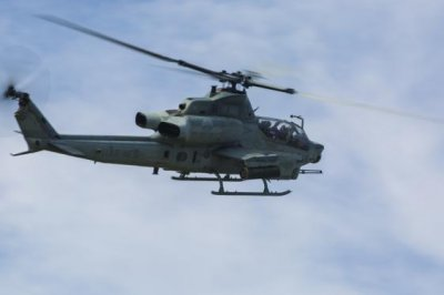 Bell contracted for AH-1Z attack helicopters for Marine Corps