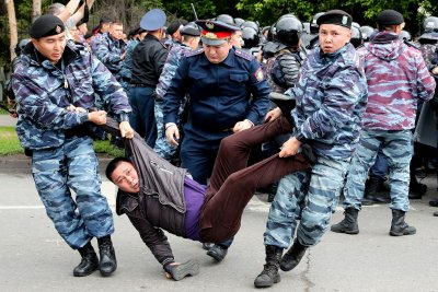 Kazakhstan elects Tokayev president; 500 protesters arrested