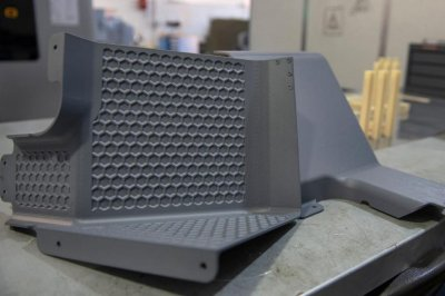 Air Force certifies first field unit for 3D printing of aircraft parts