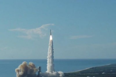 Final Delta IV medium rocket carries GPS satellite into orbit