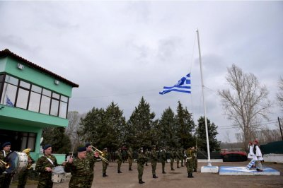 Greece celebrates independence day amid rising tensions with Turkey