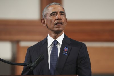 Obama: 'We have to be more like John Lewis if we want true democracy'