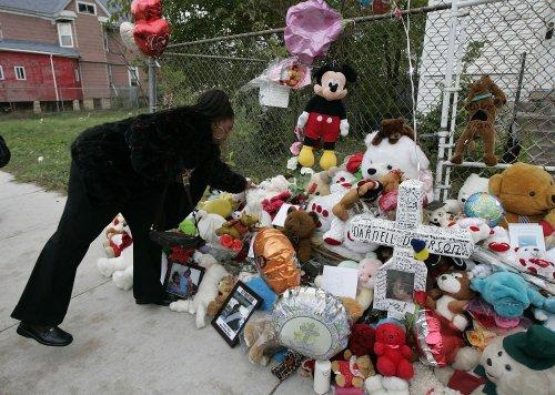 Memorial service held for Hudson family
