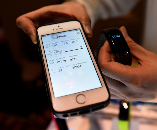 Smartphone apps as accurate as fitness trackers