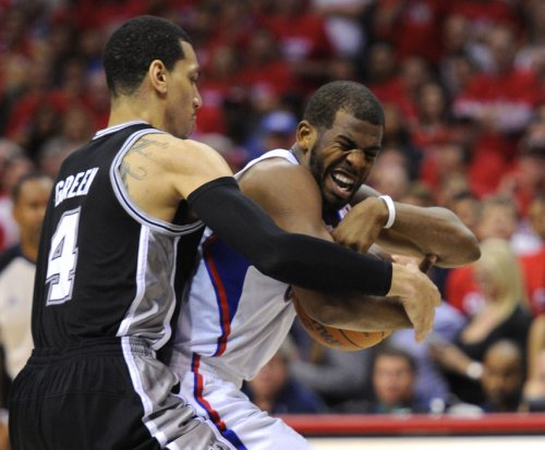 Leonard, San Antonio Spurs shutdown Los Angeles Clippers