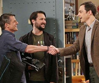 Leonard Nimoy's son to guest on 'The Big Bang Theory'