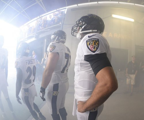 Baltimore Ravens healthy, looking avoid repeat of last season