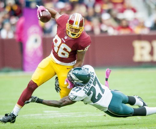 Washington Redskins TE Jordan Reed ailing with a concussion