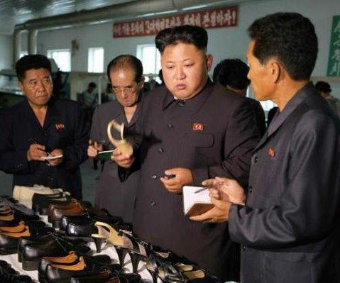 Kim Jong Un public appearances down in 2016