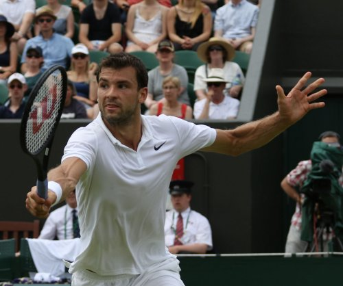 Grigor Dimitrov advances at Rotterdam Open