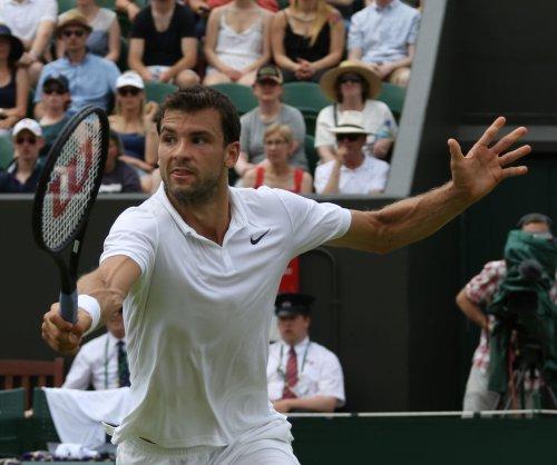 Grigor Dimitrov advances at Rotterdam Open
