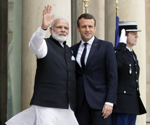 Indian PM Modi vows to go 'above and beyond' climate accord