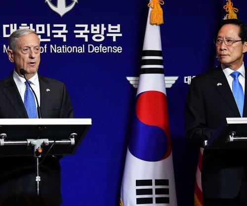 Mattis warns North Korea has 'accelerated' nuclear threat