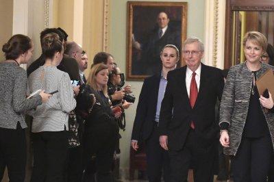 Senate blocks shutdown bills; Trump wants wall down payment for CR
