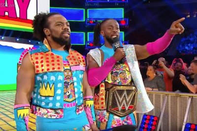 WWE Smackdown: Kofi Kingston defends title against AJ Styles, Sami Zayn
