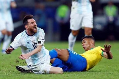 Copa America: Brazil eliminates Argentina, Lionel Messi