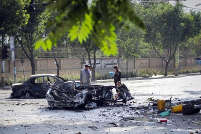 IED blows up near Kabul University, killing 8, injuring 33