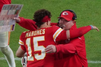 Chiefs' Andy Reid plans to coach into 70s, through Patrick Mahomes' new contract