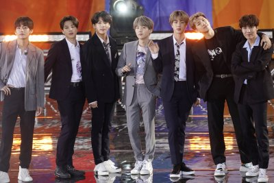 BTS is 'truly honored' to receive first Grammy nomination