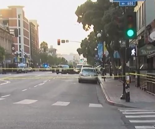 Police say 1 dead, 3 wounded after shooting in downtown San Diego