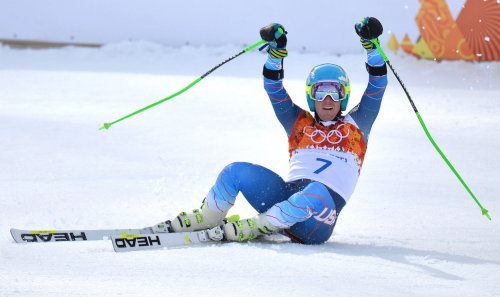 U.S. skier Ted Ligety wins second Olympic gold medal