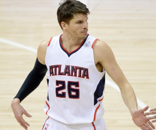 Atlanta Hawks' Kyle Korver to replace Dwyane Wade in NBA All-Star game