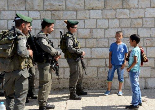 Demonstrations at Jerusalem's Al-Aqsa mosque