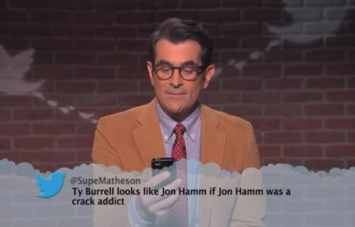 'Jimmy Kimmel Live!' hosts eighth edition of 'Celebrities Read Mean Tweets'