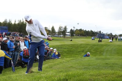 Rose, Hoffman among early leaders at Augusta